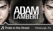 Pride in the Street with Adam Lambert